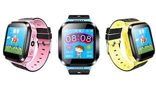 儿童智能手表S528